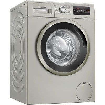 Bosch WAN282X1GB Serie 4 VarioPerfect 8kg 1400rpm Freestanding Washing Machine With EcoSilence Drive - Easyclean Stainle