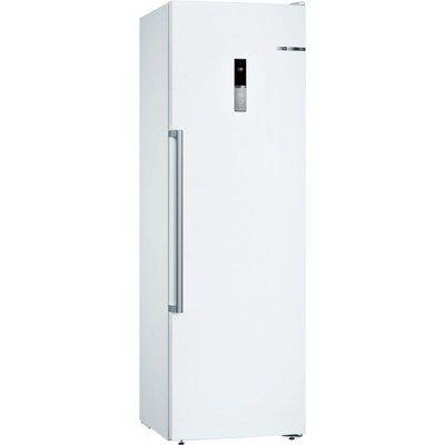 Bosch GSN36BWFV Serie 6 No Frost 186x60cm 242L Freestanding Upright Freezer - White