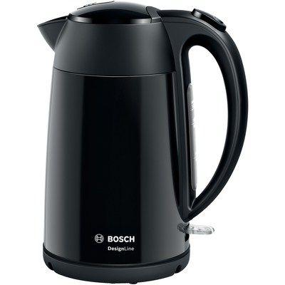 Bosch TWK3P423GB DesignLine Kettle - Black