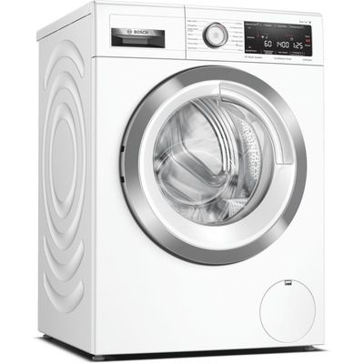 Bosch WAV28MH3GB Serie 8 9kg 1400rpm Freestanding Washing Machine With Home Connect - White