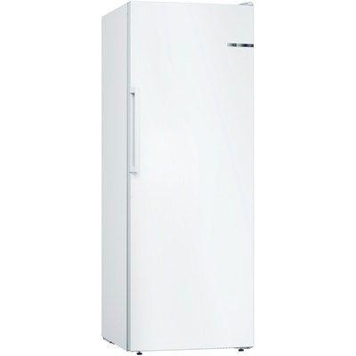 Bosch GSN29VWEVG Serie 4 Frost Free 161x60cm Upright Freestanding Freezer - White