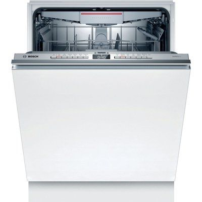 Bosch Serie 6 SMV6ZCX01G Wifi Connected Fully Integrated Standard Dishwasher