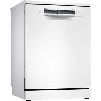 Bosch Serie 6 Free Standing Dishwasher - White