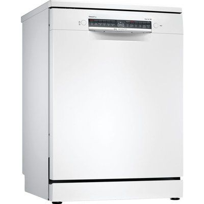 Bosch Serie 4 SMS4HDW52G Full-size WiFi-enabled Dishwasher - White