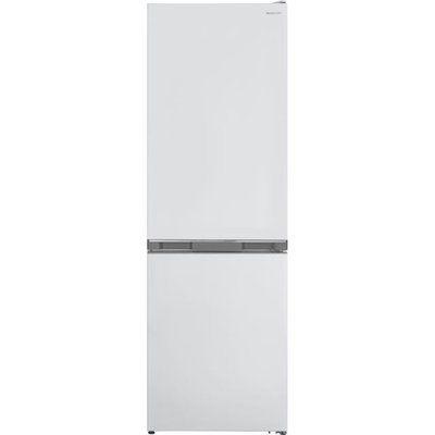 Sharp SJ-BA09DTXWF-EN 50/50 Frost Free Fridge Freezer - White