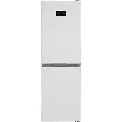 Sharp SJ-BA33DHXWE-EN 50/50 Frost Free Fridge Freezer - White