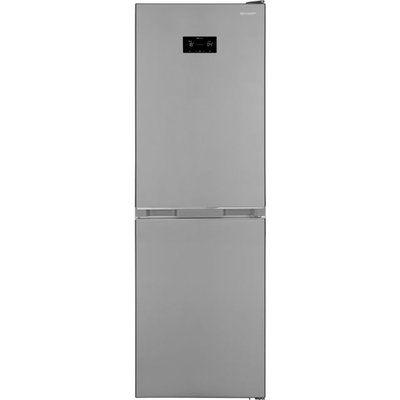 Sharp SJ-BA33DHXIE-EN 50/50 Frost Free Fridge Freezer - Stainless Steel