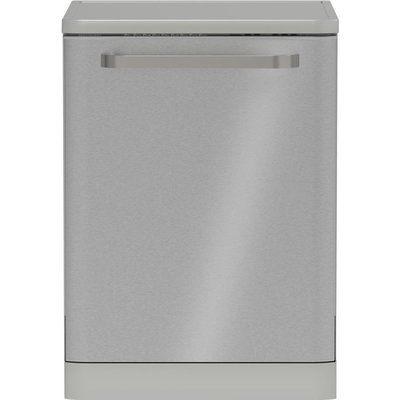 Sharp QW-DX41F47EI-EN Full-size Dishwasher - Stainless Steel