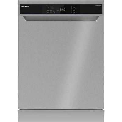 Sharp QW-NA1DF45EIO-EN Standard Dishwasher