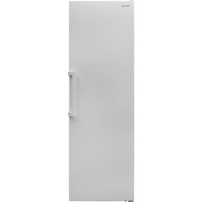 Sharp SJ-SC11CMXWF-EN Frost Free Upright Freezer - White