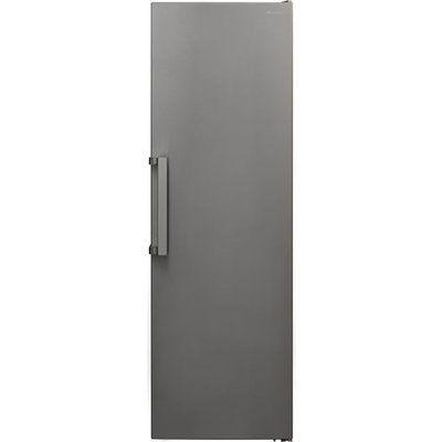 Sharp SJ-SC11CMXIF-EN Frost Free Upright Freezer - Stainless Steel