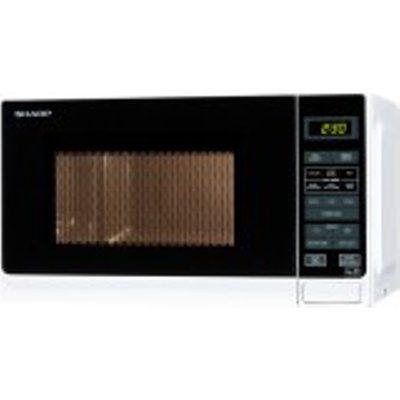 Sharp R272WM Solo 20L 800W Microwave Oven