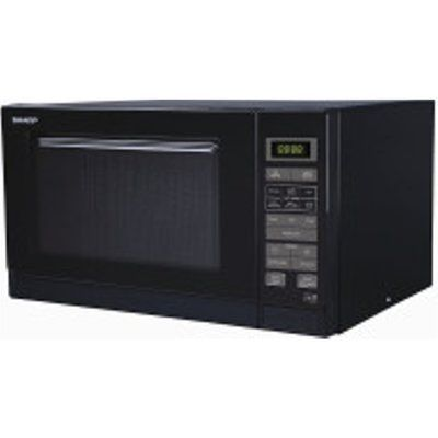 Sharp R372KM Solo 25L Touch Control Microwave