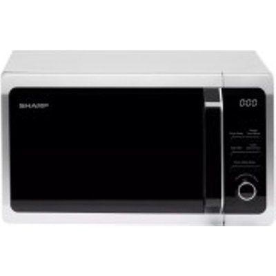 Sharp R274SLM 800W 20L Capacity Microwave