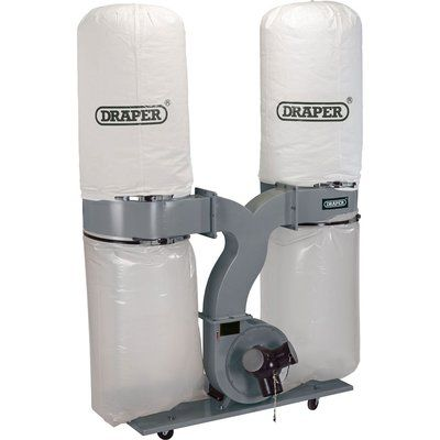 Draper DE2200 Dust Extractor 240v