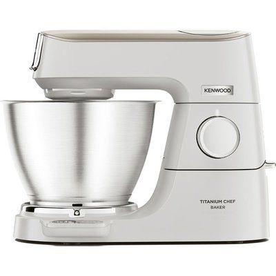 Kenwood Titanium Chef Baker KVC65.001WH Stand Mixer - White