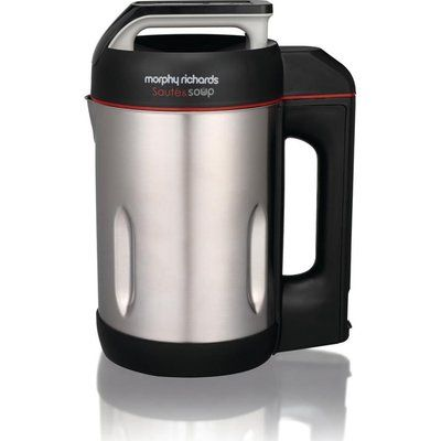Morphy Richards 501014 Saut and Soup Maker - Stainless Steel