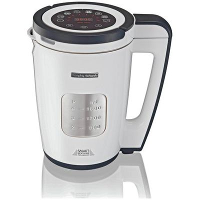 Morphy Richards 501020 Total Control Soup Maker - White
