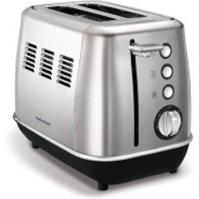 Morphy Richards 224406 2-Slot Toaster Brushed Steel