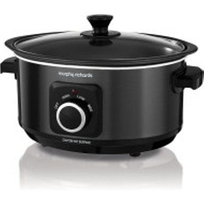 Morphy Richards Evoke 460012 Sear and Stew 3.5L Slow Cooker