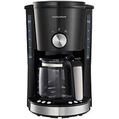 Morphy Richards Evoke Filter Coffee Machine - Black