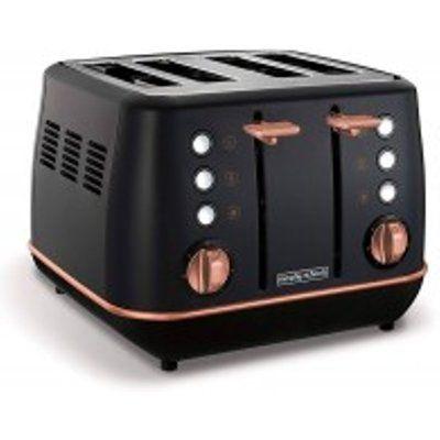 Morphy Richards 240114 1800W 4 Slice Wide Slot Toaster