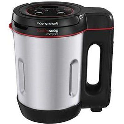 Morphy Richards Compact Saute and Soup Maker