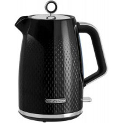 Morphy Richards 103010 Jug Kettle with Limescale Filter Black