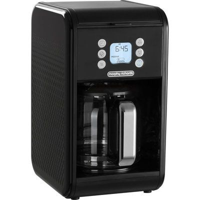 Morphy Richards 163005 Verve Pour Over Filter Coffee Machine - Black