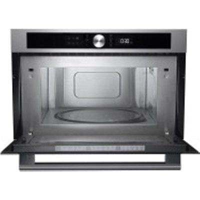 Hotpoint MD454IXH 31L 1000W Built-In Microwave with Grill