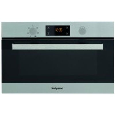 Hotpoint MD344IXH 31L 800W Built-In Microwave with Grill
