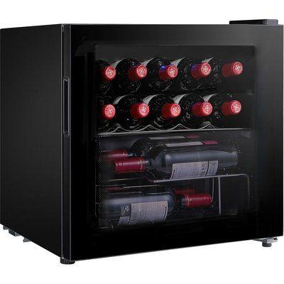 Essentials CWC15B20 Wine Cooler - Black