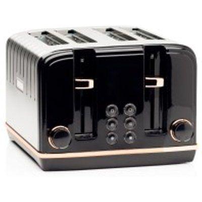 Haden 191168 Salcombe 4 Slice Wide Slot Toaster