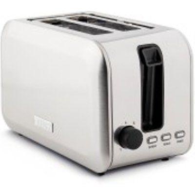 Haden 196859 2 Slice Stoke Brushed Steel Toaster