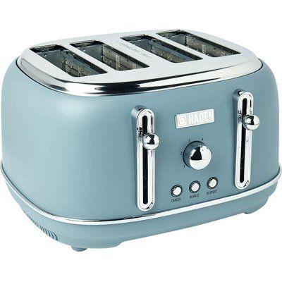 Haden Highclere 197245 4-Slice Toaster - Blue