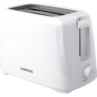 Sabichi 200686 Essentials 2 Slice Toaster