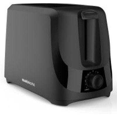 Sabichi 200754 2 Slice Toaster - Black