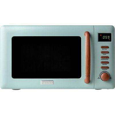 Haden Dorchester 201294 Solo Microwave - Sage Green