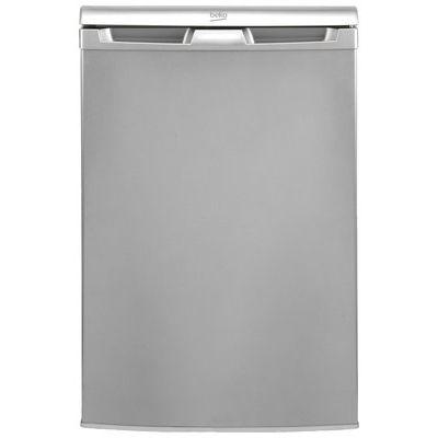 Beko UF584APS 85 Litre Freestanding Under Counter Freezer A+ Energy Rating 55cm Wide - Silver