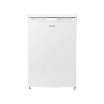 Beko UFF584APW 75 Litre Freestanding Under Counter Freezer Frost Free 55cm Wide - White