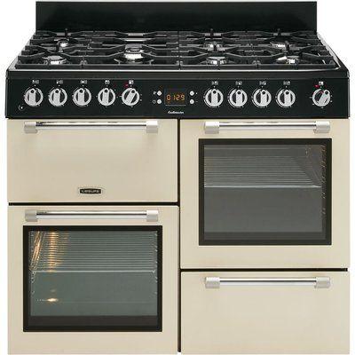 Leisure Cookmaster CK110F232C Dual Fuel Range Cooker - Cream