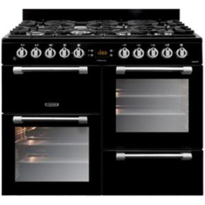 Leisure Cookmaster CK100F232K Freestanding Dual fuel Range cooker with Gas Hob