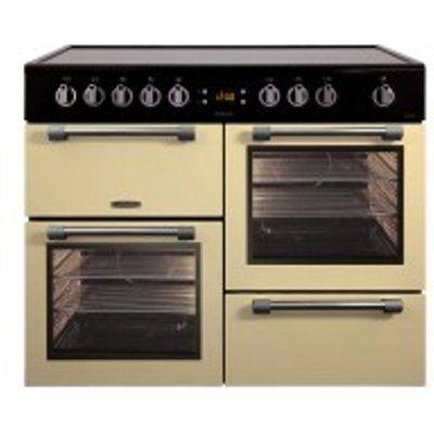 Leisure CK100C210C Electric Range Cooker with Ceramic Hob