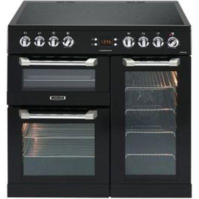 Leisure Cuisinemaster CS90C530K Freestanding Electric Range cooker with Ceramic Hob