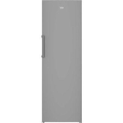 Beko FRFP1685X Frost Free Upright Freezer - Stainless Steel