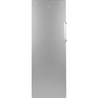 Beko FFP1671S Tall Freezer Silver