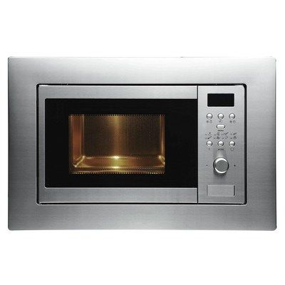 Beko MOB17131X 17L 700W Built-in Microwave Oven - Stainless Steel