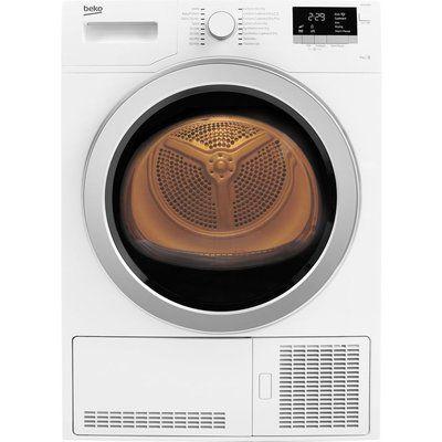 Beko Tumble Dryer DCX93150W Condenser - White