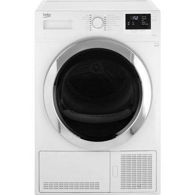Beko DCR93161W 9Kg Condenser Tumble Dryer - White