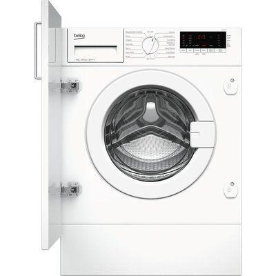 Beko WIY74545 Integrated 7 kg 1400 Spin Washing Machine